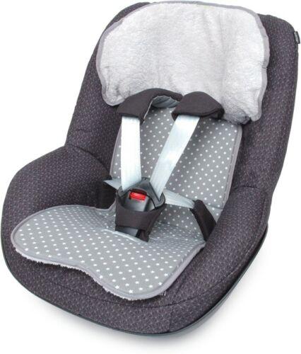 Priebes Sitzauflage Sitzbezug Schonbezug Felix für Autositz 9-18 kg Sommerbezug