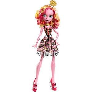 Monster High Freak Du Chic Gooliope Jellington Doll Large 17 Tall