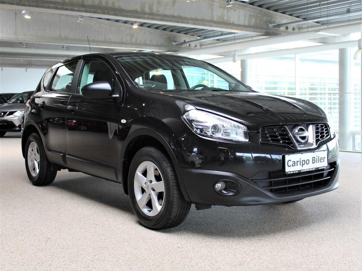 Nissan Qashqai 1,6 Visia 5d - 124.900 kr.