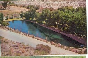 Details about CALIFORNIA, WHITEWATER CANYON TROUT FISHING POND RAINBOW  RANCHO(CA-W*)