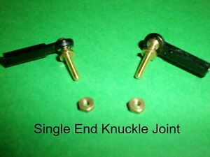 EXTENDER-SINGLE-END-KNUCKLE-SWIVEL-JOINT-x-2-pieces