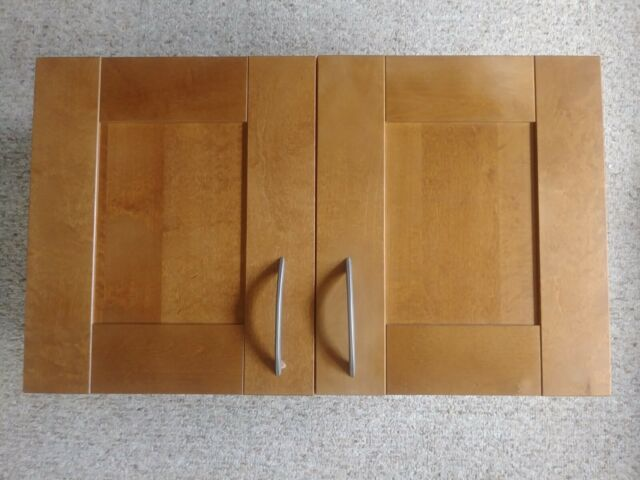 2 Ikea Adel White Cabinet Doors 15 X24 900 786 45 14175 For Sale