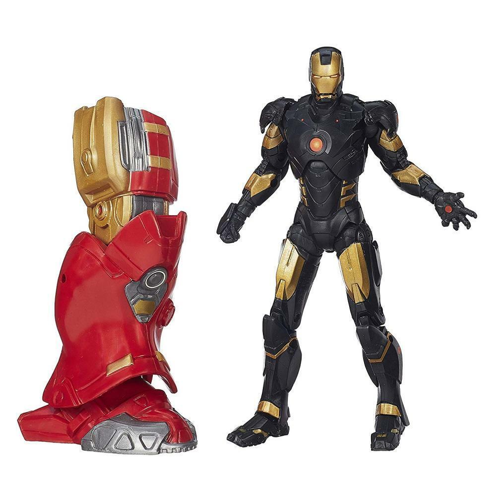 Marvel Legends Infinite Series Now Iron Man