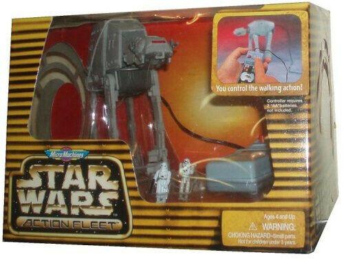 Flota de acción de la guerra de las galaxias Control Remoto At-at