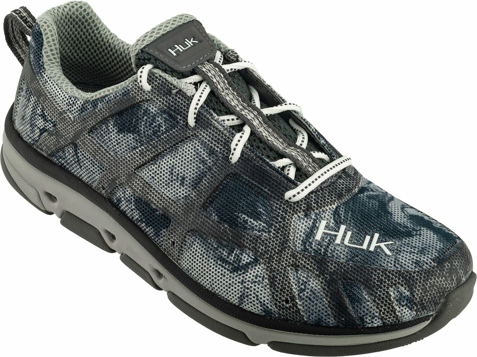 new HUK Performance Attack Shoe Fishing Boating Sneaker Subphantis H8011000-185