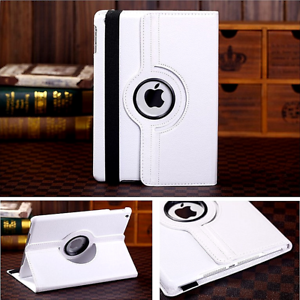 360-Schutzhuelle-fuer-iPad-Mini-1-2-3-Tasche-PU-Leder-Smart-Cover-7-9-034-Case-Folie