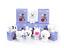 miniature 7 - BTS BT21 Mood Silicon Lamp Light Official 100% Authentic Kpop Light US Seller