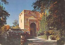 BR49991 Granada alhambra puerta de la justicia    Spain