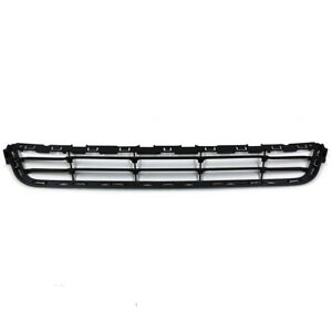 2013 2016 Ford Fusion Front Lower Bumper Grille Black Oem