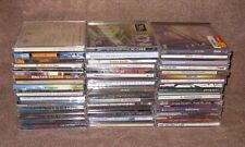 Lot of 100 New Sealed N.O.S. CD's Various Genres for Resale Flea Markets