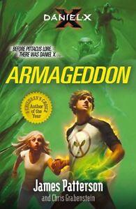 James-Patterson-Daniel-X-5-Armageddon-Tout-Neuf-Livraison-Gratuite