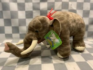 St Louis Zoo ELEPHANT Plush Valentines Day 2000 Lords of the Forest NEW Toy