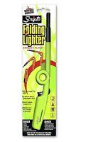 2 Pack Scripto Multi Purpose Refilable Lighter (random Color) (folding)