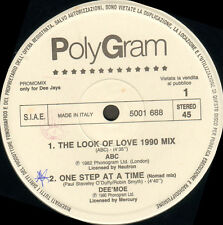 VARIOUS (ABC - DEE MOE - QUARTZ)  - The Look Of Love - One Step At Time