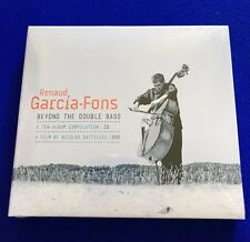 NEW Renaud Garcia-Fons Beyond the Double Bass  Enja Jazz CD & DVD 2013