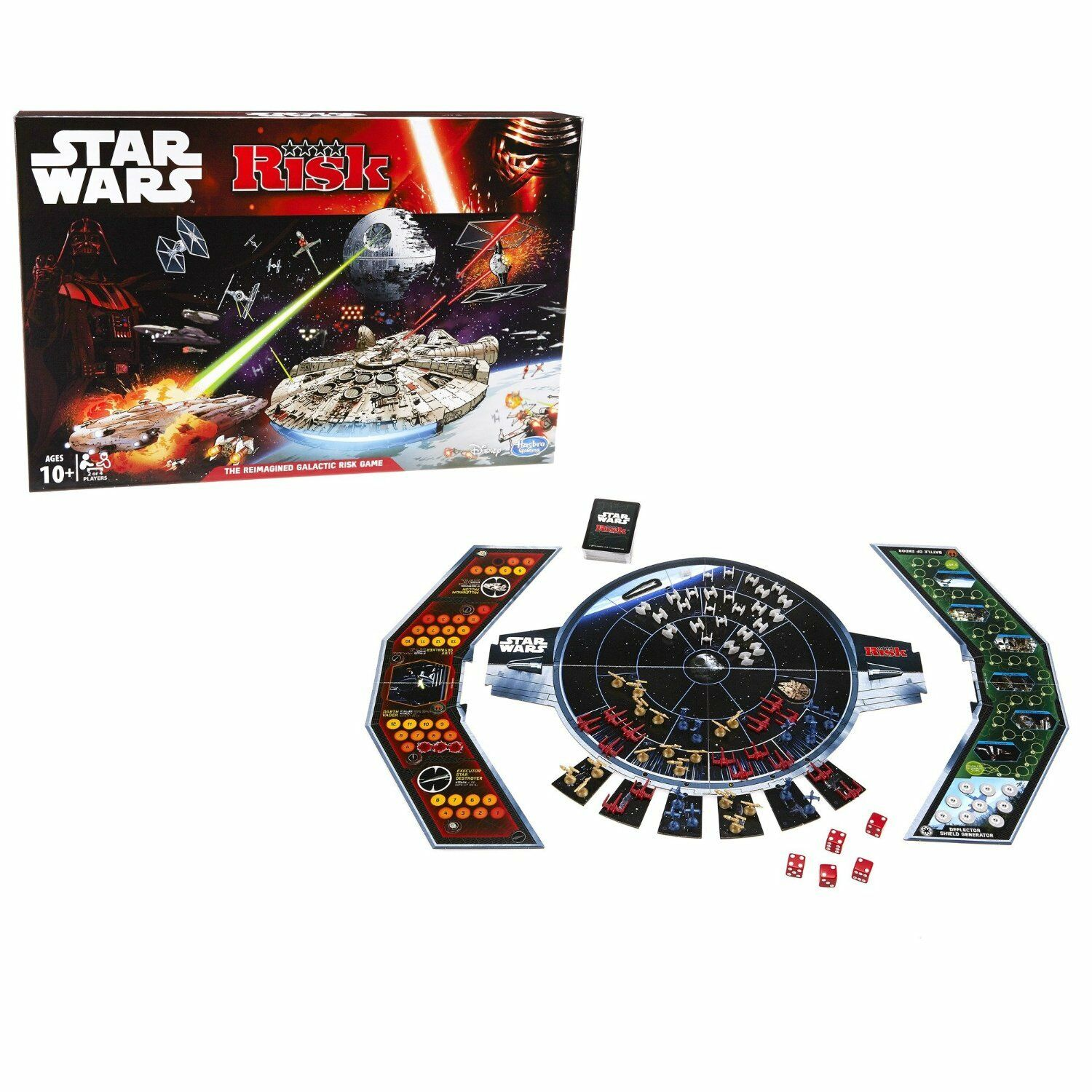 Star Wars RISIKO - The Reimagined GALATTICO Risiko Gioco da tavolo HASBRO