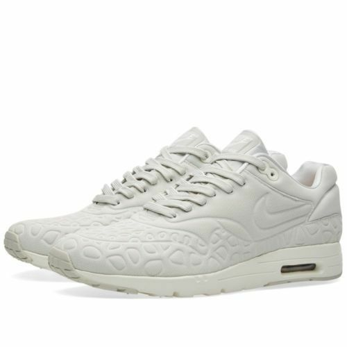 NIKE femmes AIR MAX 1 ULTRA PLUSH /ATOMIC  LIGHT BONE/ gris /ATOMIC PLUSH rose 5 6 7 6e3ac1