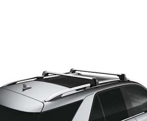 Oem genuine mercedes benz roof rack basic carrier ml w166 for Mercedes benz roof rails