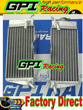 GPI Racing Honda CR250 CR 250R CR250R 1985 1986 1987 85 86 87 aluminum radiator