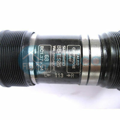 MTB Bottom Bracket 68 x 126 Octalink NEW Shimano BB-ES25 AK