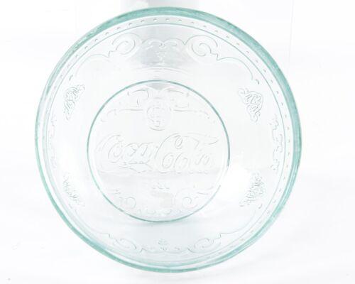 Glasschale Schale Desserschale Kompottschale 100 /% Recycled Coca Cola 2er Set