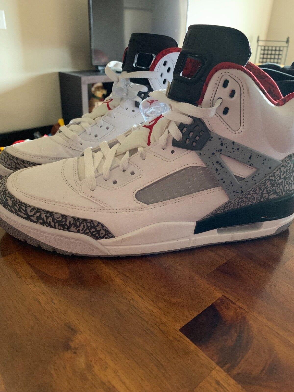 Jordans shoes size 13 only worn a few times