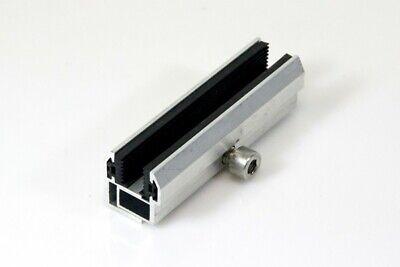 100 Mm Laminat-click Modul Endklemme Aluminium Heimwerker Solar Pv Photovoltaik 6,5-9 Mm Solarenergie