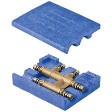 Geberit Mepla Therm Kreuzungs T-Stück 26 x 16 x 20mm mit Schutzbox