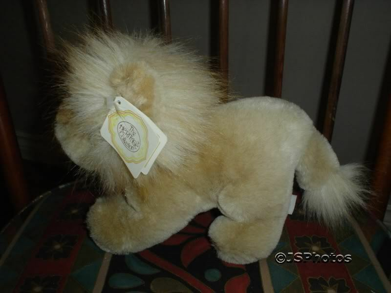 Ganz Larry Lion Heritage Collection 1985 H253AA 11 Inch