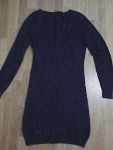 lotto-558-vestito-vestitino-abito-donna-viola-tg-46