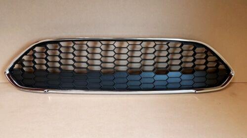 RADIATORE griglia griglia anteriore Grill anteriore front CROMO FORD FIESTA ja8 2013