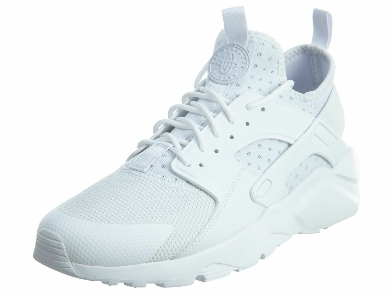 a658669a Nike Air Max 90 Ultra Moire Triple White Mens Running Shoes SNEAKERS 819477- 111 6.5 for sale online | eBay