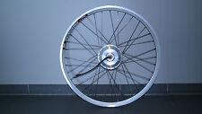 Vorderrad E Bike 26 Zoll silber Elektromotor Pedelec Vuelta Airtec3 Laufrad Mifa