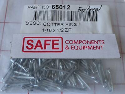 3//32 x 1 Cotter Pin Zinc Quantity: 3000 pcs
