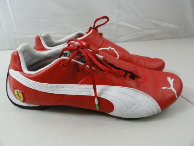 online store 5a0bf c93a2 PUMA Men's Drift Cat 5 Ferrari NM Motorsport Driving Shoes Red Size 9