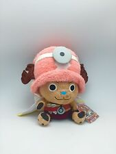 Large Anime Plush One Piece CHOPPER in White Coat New