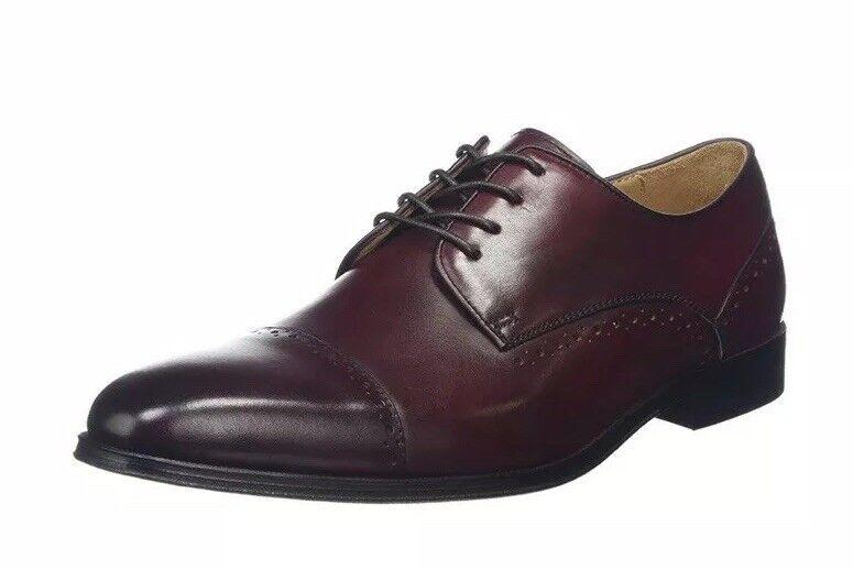 Aldo Mens Bartibog Leather Brogue shoes UK 9