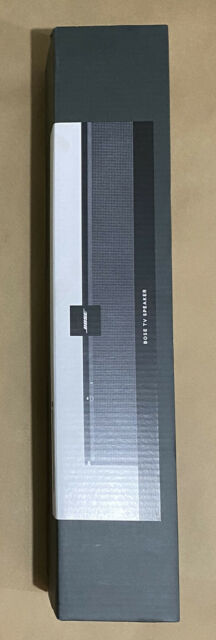 Bose TV Speaker Small Soundbar with Bluetooth & HDMI-ARC Connectivity – Black