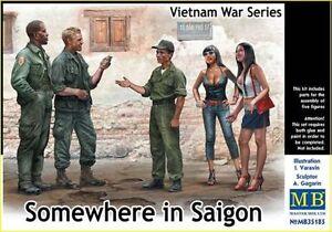 Da-Qualche-Parte-in-Saigon-Vietnam-War-Serie-1-35-Master-Box-MAS35185