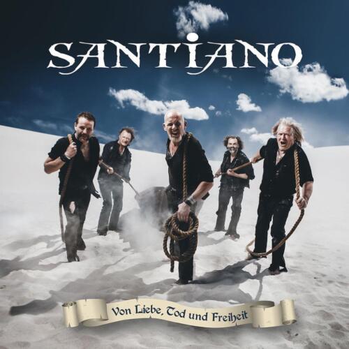 1 von 1 - CD Von Liebe, Tod und Freiheit von Santiano (2015) (K118)