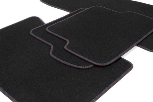 Premium doppelziernaht tapices para bmw 6er Coupe e63 año 2003-2010