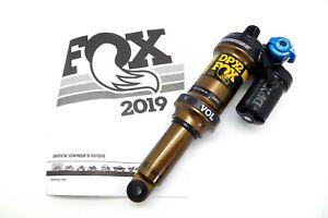 2019 FOX Float DPX2 Factory LV MTB Bike Air Rear Shock 185x55mm Trunnion Kashima