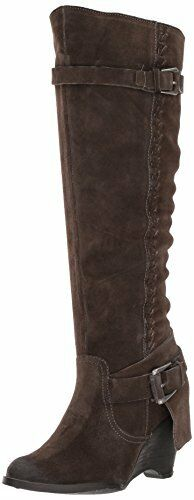 Naughty Monkey Womens Double up Slouch Boot- Pick SZ/Color.