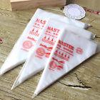 100pcs Fondant Cake Cupcake Pastry Decorating Icing Piping Bag Nozzles Tips Bag