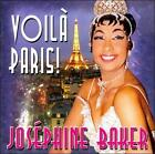 Voilà Paris! * by Josephine Baker (CD, May-2011, Sepia Records)