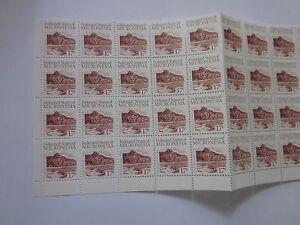 40 NH federated states of MICRONESIA 17c Tonachau Peak stamps