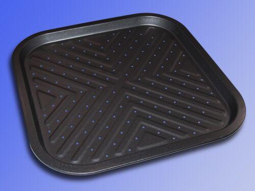 Backblech antihaft beschichtet Karbonstahl Kuchenblech Antihaft Pommes Backblech