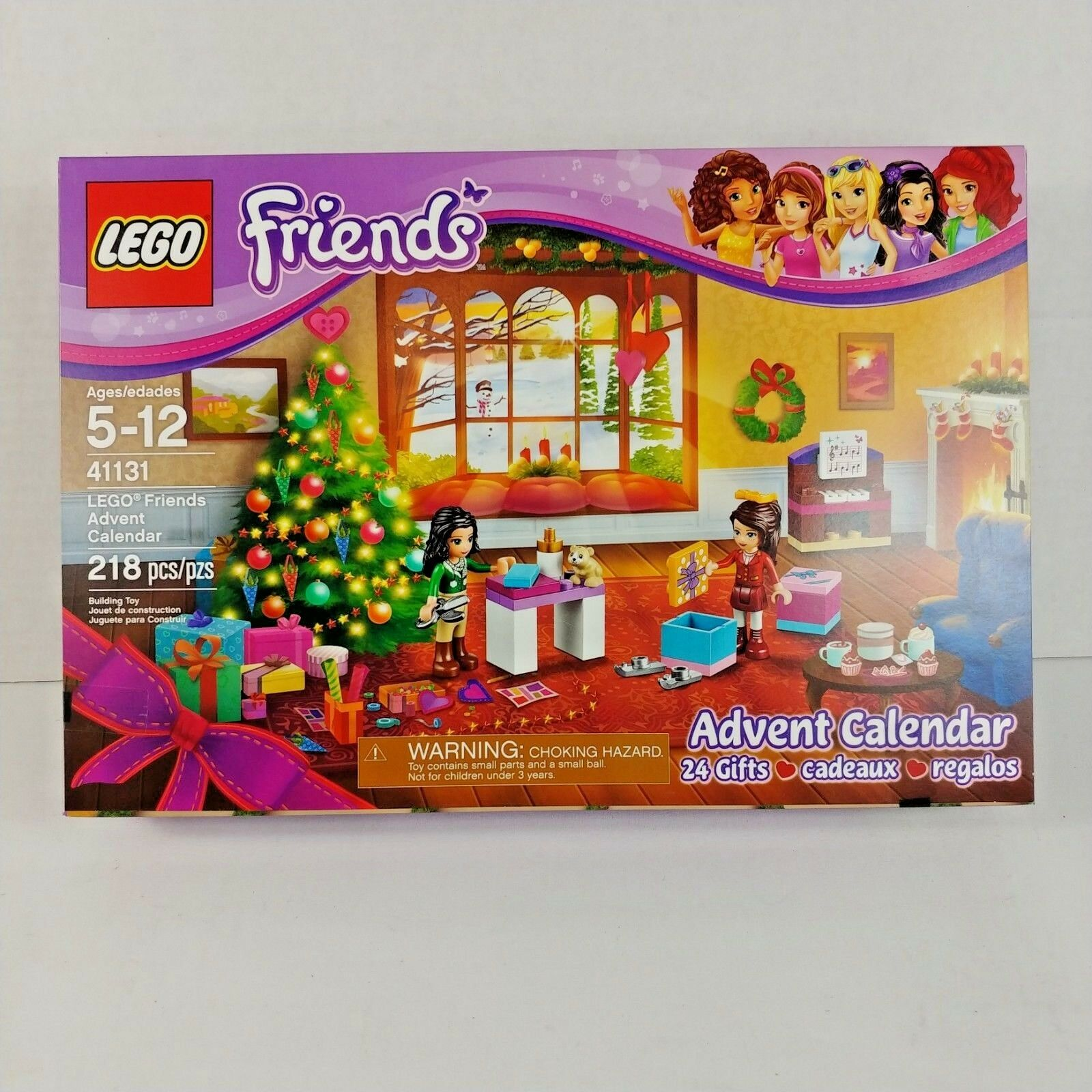 LEGO 2016 Friends Advent Calendar Set  41131