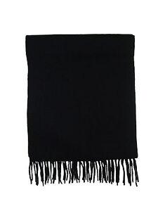 c31fadf56f7a8 Echarpe femme Cachemire véritable et Laine - Noir -   eBay