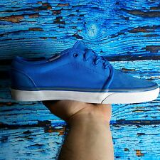 Vans 106 VULCANIZED MLX Blue/Charcoal Men's Shoes Size 10